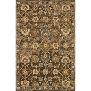 Victoria Multicolor Rectangular: 2 Ft. 3-Inch x 3 Ft. 9-Inch Rug