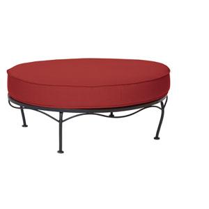 Maddox Nicko Ruby Universal Oval Ottoman