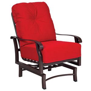 Cortland Cushion Linen Sesame Spring Lounge Chair