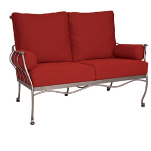 Maddox Nicko Ruby Bench with Optional Cushion