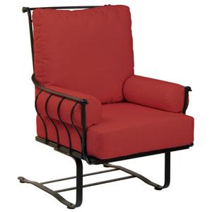 Maddox Kieran Spice Spring Lounge Chair