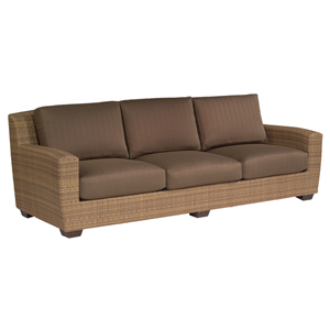 Saddleback Flagship Pecan Sofa