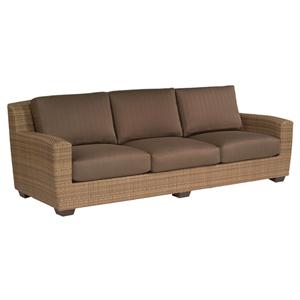 Saddleback Taba Latte Sofa