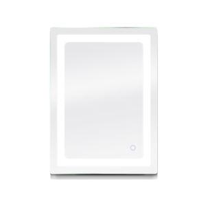 Swan Silver 24 x 34 Inch LED Mirror
