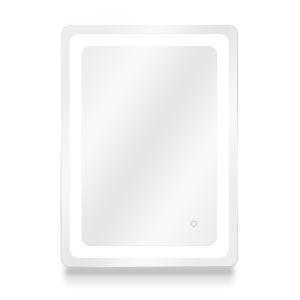 Egret Silver 24 x 34 Inch LED Mirror