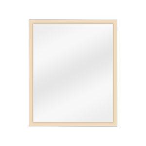 Solar Silver 30 x 36 Inch LED Mirror