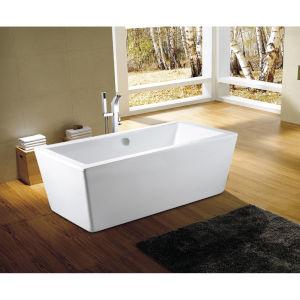 Urbino Glossy White Freestanding Bathtub