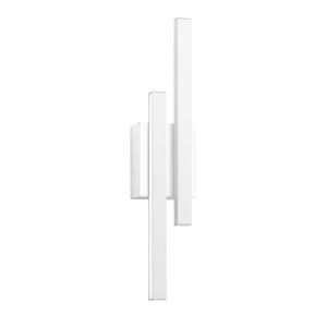 Idril White  LED Wall Sconce