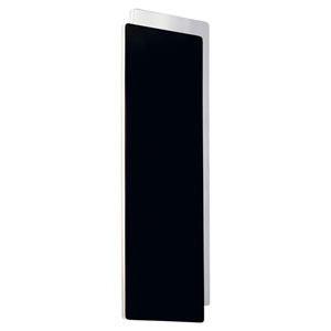 Slade Chrome Eight-Inch LED Wall Sconce