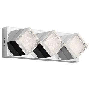 Gorve Chrome LED 25-Inch Vanity