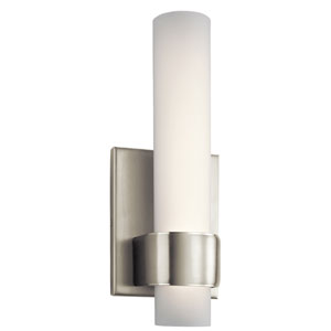 Izza Brushed Nickel LED Wall Sconce