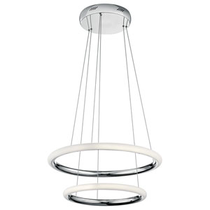 Dosh Chrome LED Pendant