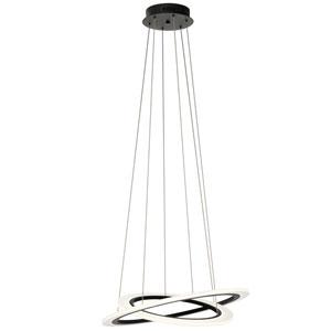 Hyvo Bronze 25-Inch LED Pendant