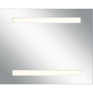 Frosted 26-Inch LED Lighted Mirror