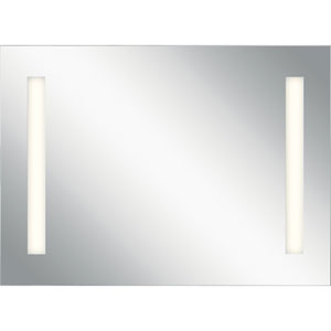 Frosted 36-Inch LED Lighted Mirror
