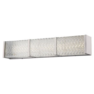Cermack St. Brushed Nickel 32-Inch LED Bath Bar