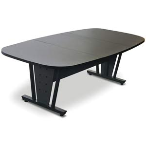 Graphite Modular Conference Table