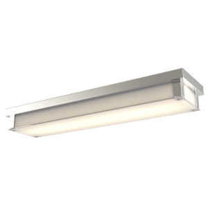 Helios Brushed Nickel ADA LED Bath Vanity