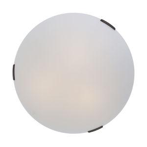 Orinoco Mocha ADA Two-Light Flushmount