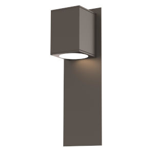 Chinook Black One-Light Outdoor Wall Mount