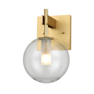 Courcellete Venetian Brass One-Light Bath Vanity