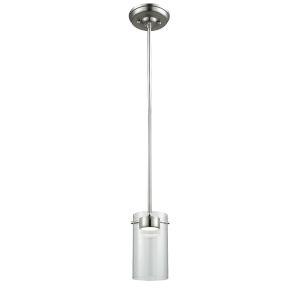 Lucerne Chrome Four-Inch LED Mini Pendant