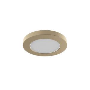 Avro Brass 6-Inch LED Flush Mount