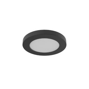 Avro Graphite 6-Inch LED Flush Mount