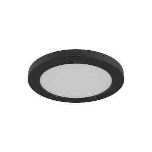Avro Graphite 7-Inch LED Flush Mount