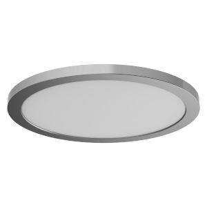 Avro Chrome 12-Inch LED Flush Mount