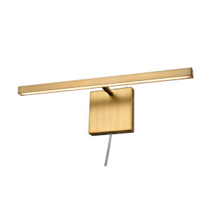 Maud Brass LED Wall Sconce