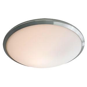 Essex Chrome ADA 12-Inch LED Flushmount