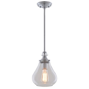 El Dorado Chrome One-Light Pendant