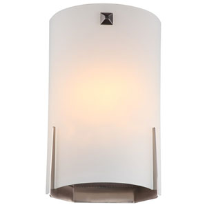 Kingston Satin Nickel Two-Light Wall Sconce