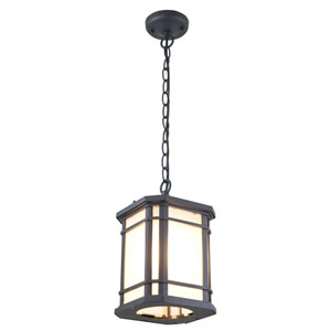 Cardiff Black 17-Inch One-Light Wall Sconce