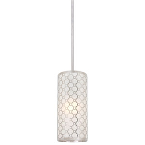 Trilogy Chrome One-Light Mini Pendant