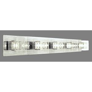 Trilogy Chrome Five-Light Vanity
