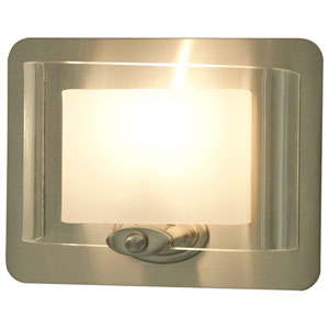 Chaparral Chrome One-Light Wall Sconce