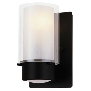 Essex Graphite 8-Inch One-Light Wall Sconce