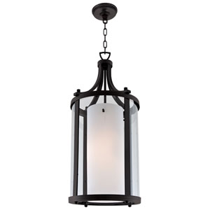 Essex Buffed Nickel Two-Light Pendant