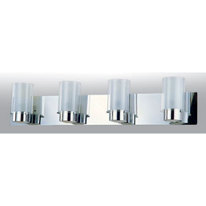 Essex Chrome Four-Light Vanity