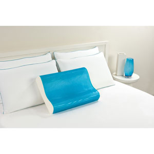 Hydraluxe Wave Blue Contour Gel Pillow