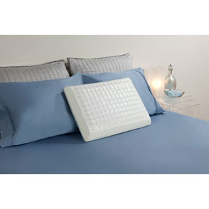 Clear Cooling Cubes Standard Gel Bed Pillow