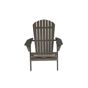 Villeret Grey Adirondack Chair