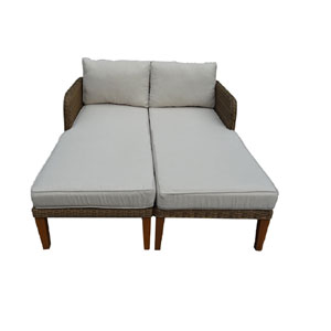 Lazio 2 Piece Lounge Set