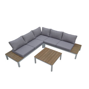 Celio 4 Piece Conversation Set