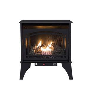 23-inch Compact Vent-Free Gas Stove