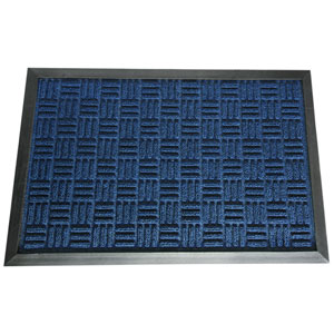 Wellington Blue 18 x 30-Inch Entrance Door Mat