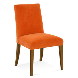 Peter Francis Bounty Side Chair in Flax Finish