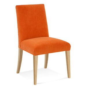 Peter Francis Bounty Side Chair in Natural Finish
